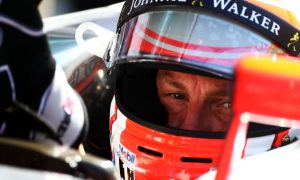 Button braces for challenging Shanghai weekend