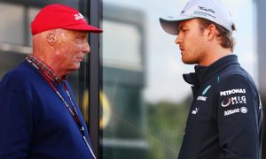 Rosberg needs a fresh start says Lauda