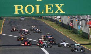 Australian Grand Prix to kick off 2016 season in April