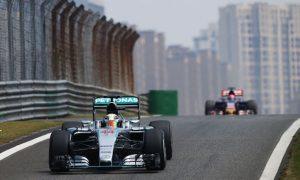 Hamilton: 'We definitely have a race'