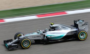 Rosberg confident of Mercedes pole