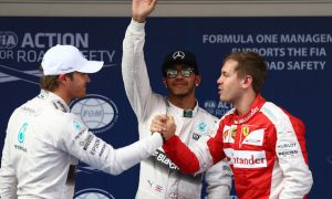 Vettel expects to challenge in race
