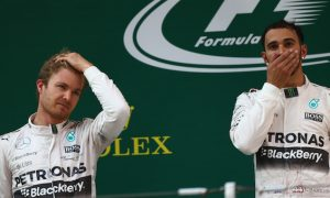 Mercedes aiming to suppress feud in Bahrain