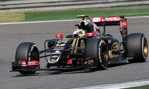 Maldonado calm over Button collision