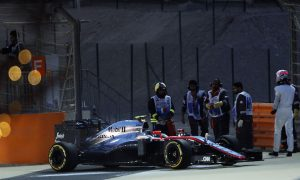 Button ruled out of Bahrain Grand Prix