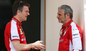 Arrivabene called for Ferrari design changes