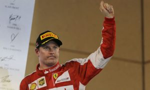 Raikkonen admits relief after 'pretty hard time'