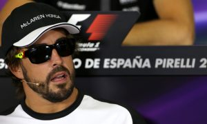 Alonso: No time frame for McLaren-Honda title fight