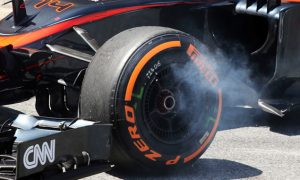 Visor tear-off caused Alonso's Barcelona DNF