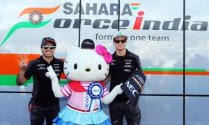 Force India likely to keep same line-up in 2016
