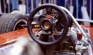 A genuine piece of Formula One art