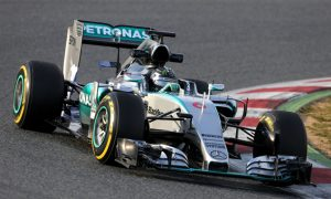 Rosberg 'fired up' for Barcelona