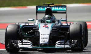 'No different approach' in Barcelona win – Rosberg