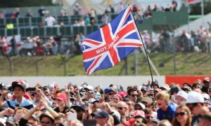 Silverstone packed to the rim for British GP weekend