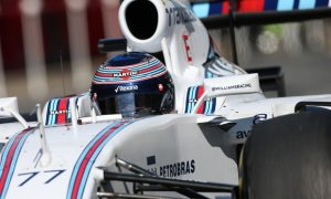 Williams heads to Barcelona 'with a lot of confidence'