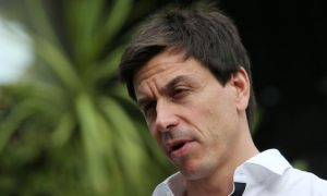 Wolff still wary of Ferrari gap