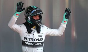Rosberg learns from Bahrain errors