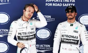 Hamilton: Beating Rosberg in to Turn 1 crucial
