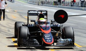 McLaren improved after Button's 'scary' race - Turvey