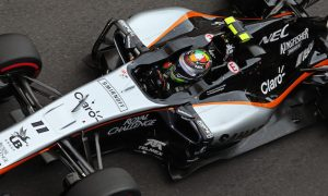 Perez revels in 'very special' lap