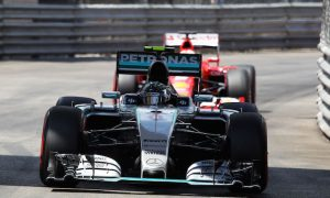 Rosberg wins after Mercedes throws away Hamilton victory