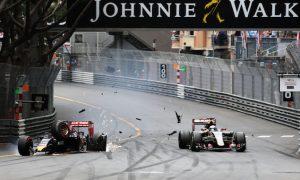 Verstappen accuses Grosjean of brake test