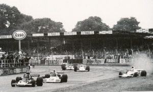 Silverstone '73: Revson's first and Scheckter's worst