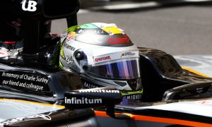 'I'm driving at my best' – Perez