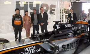 Perez eager for B-spec Force India