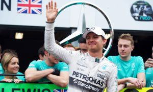 'I need to raise my game' – Rosberg