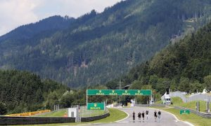 Pirelli hoping for warm weather in Austria