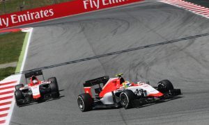 Booth hints at extended Manor stay for Merhi