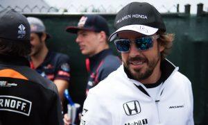 Bullish Alonso convinced McLaren making progress