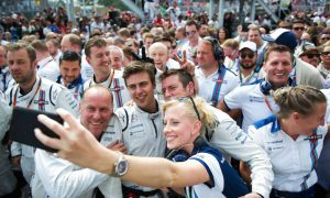 Williams 'getting better and better' - Smedley