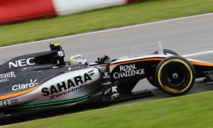 Force India gets engine upgrade in Austria