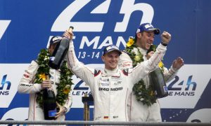 Hülkenberg hopeful of defending Le Mans title