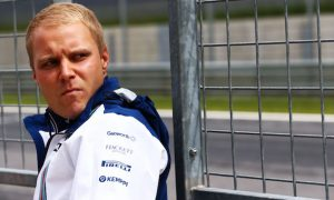 Bottas holds outside hope of first win