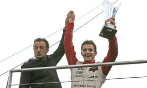 "Alesi: Bianchi was ""France's up-and-coming talent"""