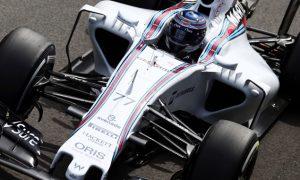 Bottas bemoans overheating option tyres