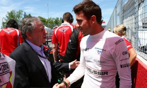 FIA grieves 'popular' and 'talented' Bianchi