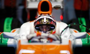 """The world has lost a true racer"" – Force India"