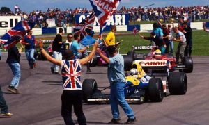 Remembering the Mansell mania