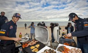 Australian BBQ by the ocean