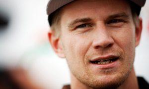Hulkenberg cautious about Ferrari link