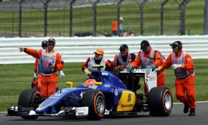 Sauber needs upgrade to target points - Nasr