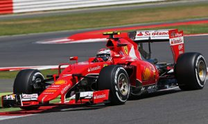 Raikkonen adamant Ferrari is not losing ground