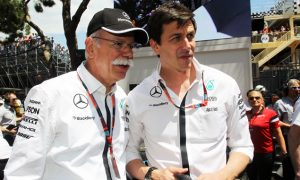 Wolff adamant German GP will happen in 2016
