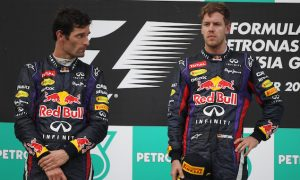 Webber reveals lack of 'Multi 21' punishment for Vettel