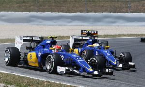 Sauber drivers boosted by trust from team