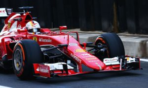 Vettel 'not entirely happy' with car